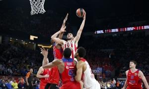 Olimpijakos posle drame bolji od CSKA, Evropa će dobiti novog šampiona! (FOTO, VIDEO)