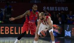Olimpijakos preko CSKA do finala Evrolige