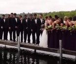 Oni će pamtiti dan svog venčanja, ali iz potpuno drugih razloga