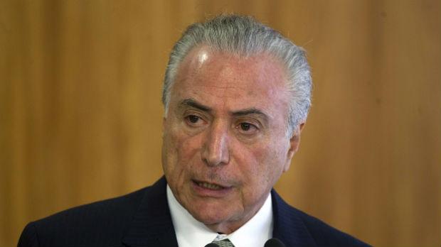 Optužnica protiv predsednika Brazila zbog korupcije