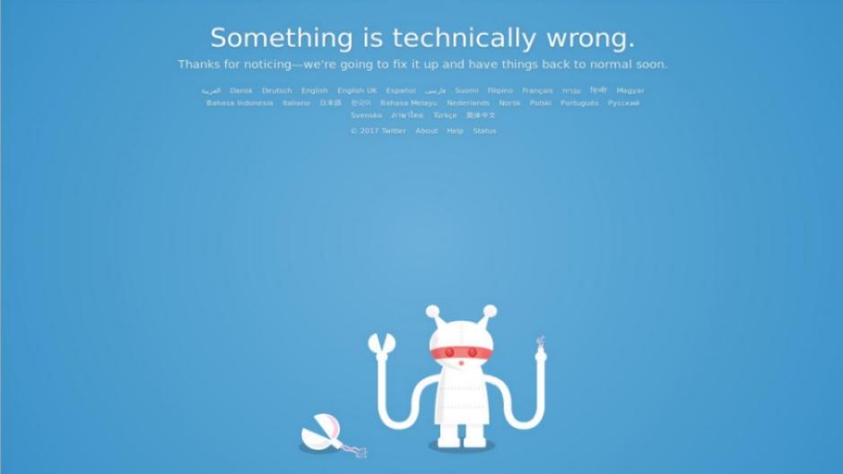 Ponovo radi Twitter!