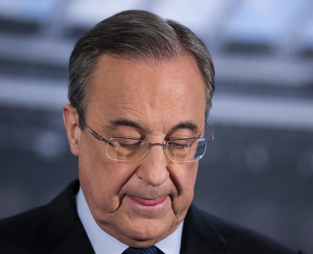 Perez ponovo izabran, uveren da će sve sa Ronaldom ubrzo biti rešeno!