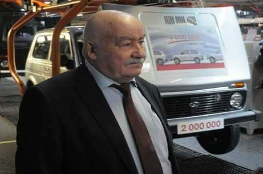 Peter Prusov - otac Lade Nive preminuo u 76. godini