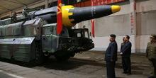 Pjongjang: Doček za heroje-naučnike koji razvijaju rakete