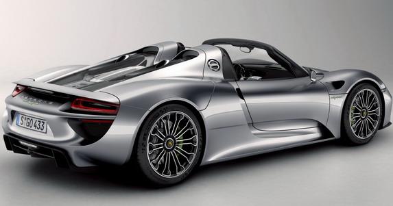 Porsche – sledeći hiperautomobil možda ipak neće biti električno vozilo
