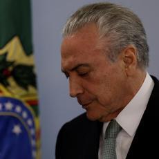 Predsednik Brazila pred OSTAVKOM? Tužilaštvo podiglo optužnicu protiv Temera zbog KORUPCIJE (FOTO)