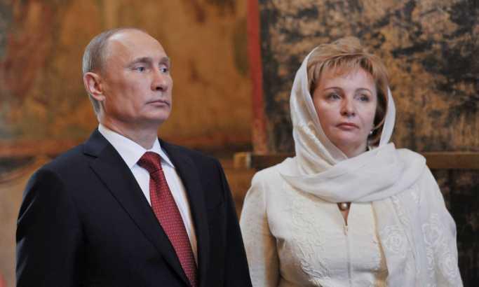 Putinova bivša žena uzima milione dolara