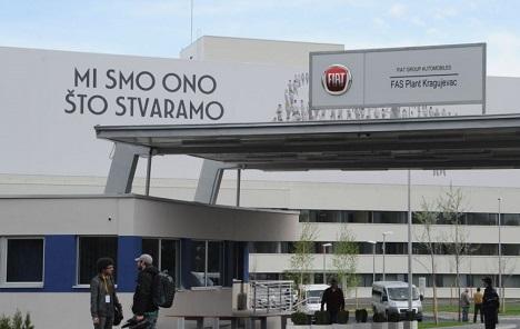 Radnici Fiata u Kragujevcu nastavljaju štrajk