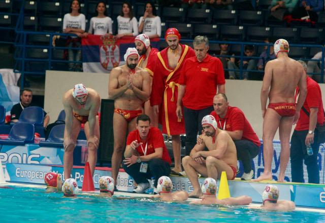 SP - Crnogorci razočarali na startu