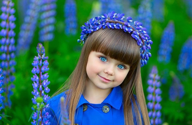 Secate se male Ruskinje najlepse devojcice na svetu