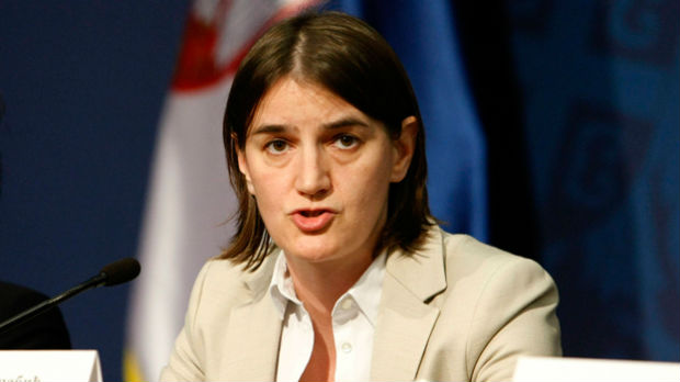 Štampa na nemačkom: Brnabićeva – rafinirani šahovski potez Vučića