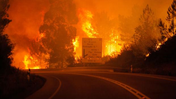 Stanovnici Pedrogao Grandea: Požar bio kao ratna zona