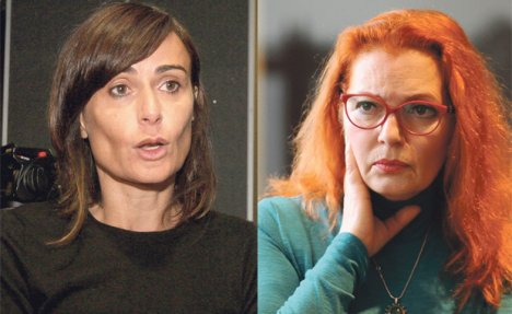 TANJA BOŠKOVIĆ OPTUŽUJE: Biljana Srbljanović je plagijator