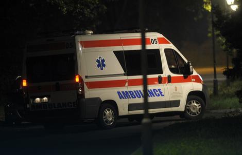 TEŠKA NESREĆA KOD VRČINA U udesu poginula jedna osoba, pet osoba povređeno