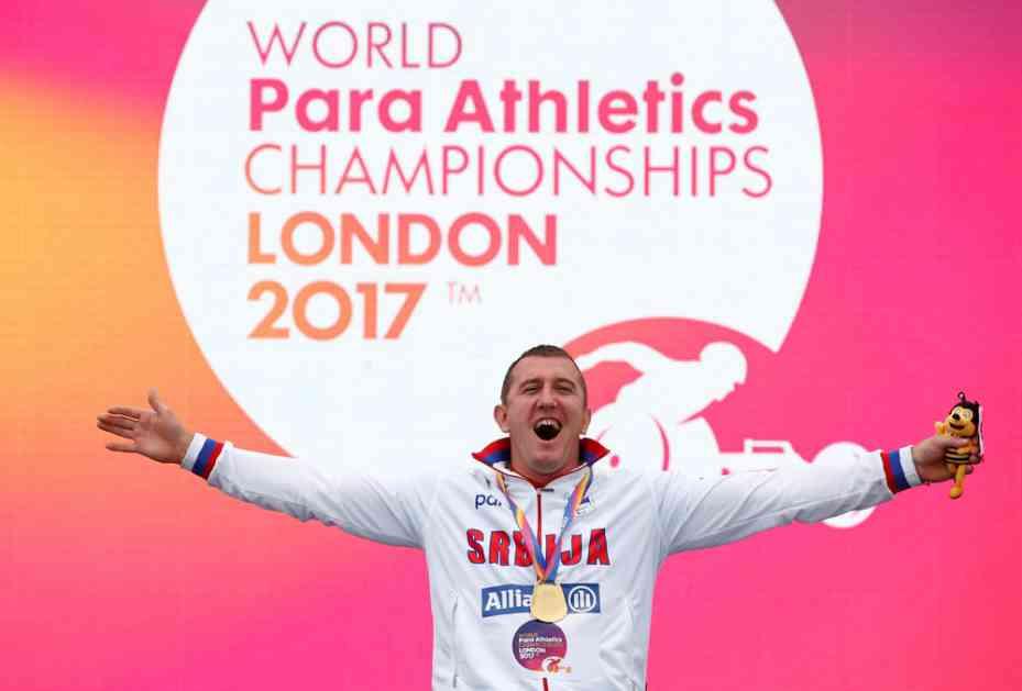 TRI MEDALJE ZA SRBIJU: Dimitrijević i Zarić prvaci sveta, Mitiću bronza