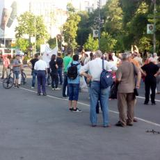 Totalno besmisleno! Na protest Protest protiv diktature nije se skupilo ni 50 ljudi