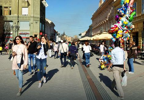 U Srbiji danas toplo, temperatura do 25 stepeni