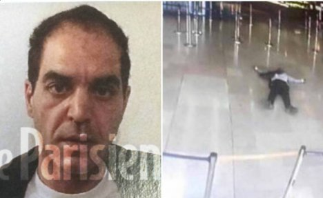 UZNEMIRUJUĆI VIDEO: Procurio snimak likvidacije teroriste na pariskom aerodromu!