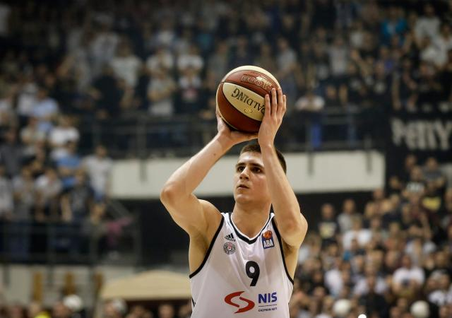 KRK: Partizan bez problema sa Dunavom