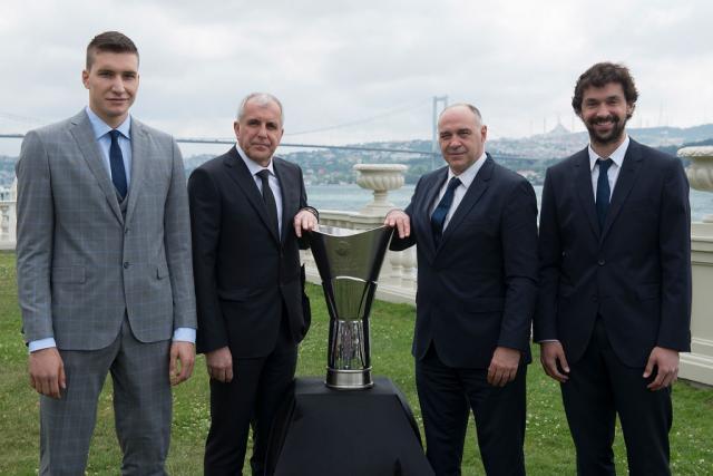 Obradović, Bogdanović i Kalinić u finalu Evrolige!