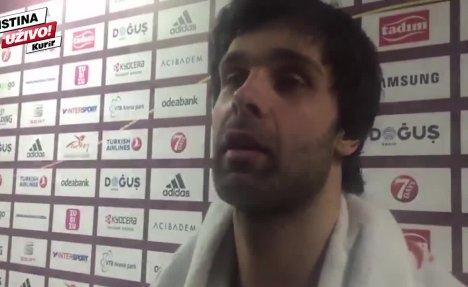 (VIDEO) TEO ZA KURIR O PROMAŠENOJ TROJCI: Evo kako je kapiten Srbije objasnio trenutak odluke na F4