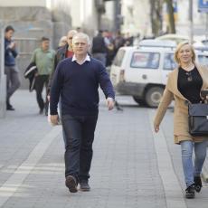 Vesić otvorio početak radova u ulici Bore Stankovića: Formira se porta Hrama Svetog Save