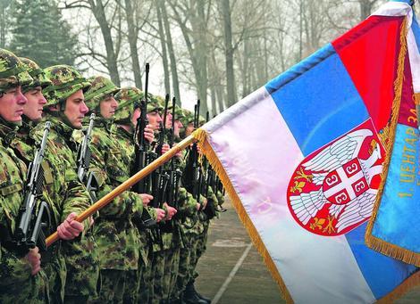 Vojska Srbije: Ispraćena pešadijska četa i vod za zaštitu snaga u misiju u Libanu