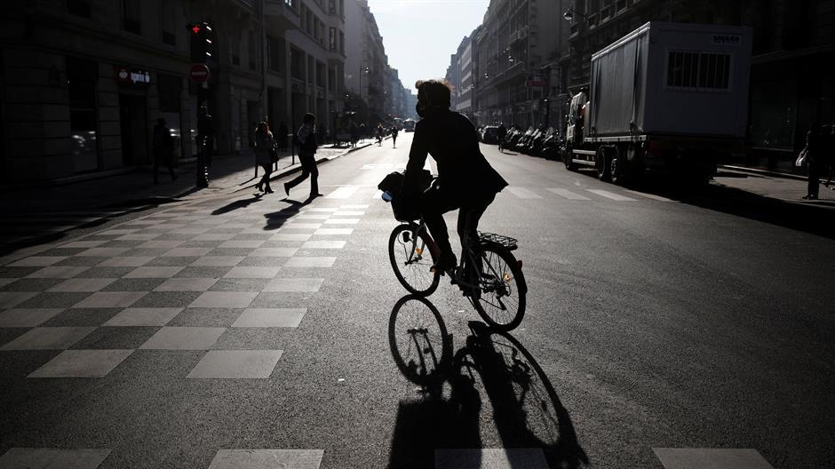 Vožnja bicikla do posla povoljno utiče na zdravlje
