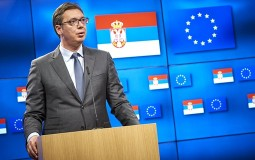 Vučić razgovarao sa potpredsednikom SAD Majkom Pensom
