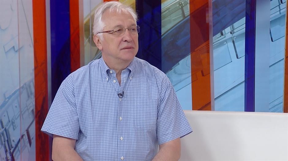 Vujačić: Rutinska poseta, pritisak zbog Rusije izmišljotina