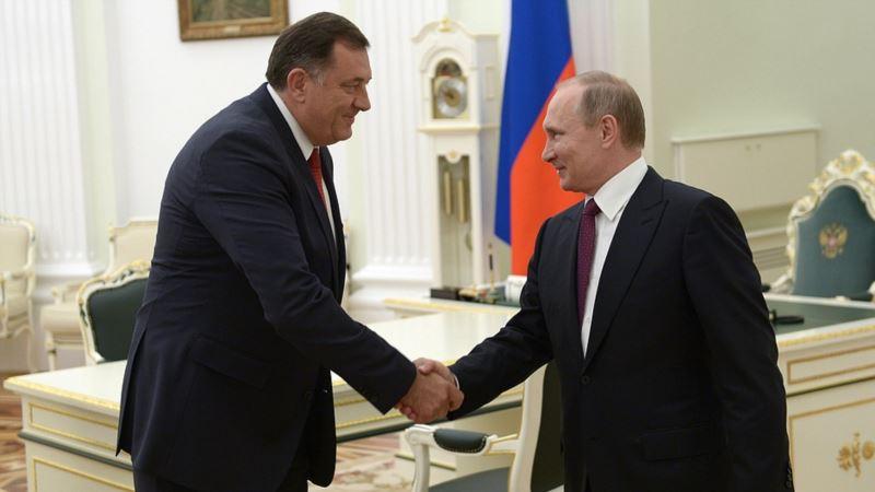Zašto Putin ne daje pare Dodiku?