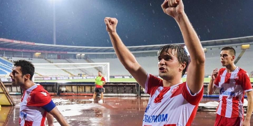 Zvezda pet od pet - u dobrom raspoloženju na Krasnodar