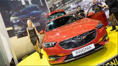 24.03.2017 ::: Sajam automobila u Beogradu 2017 - Opel Insignia Grand Sport