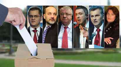 5 razloga zašto 5 godina kasnije nema istih lica na predsedničkim izborima (FOTO)