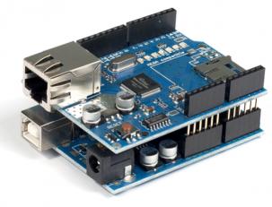 Arduino Temperature and Humidity Web Service