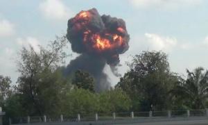 Avion se srušio pred decom, pilot poginuo na licu mesta! (FOTO/VIDEO)