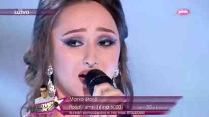 BISER PINKOVIH ZVEZDA je Melika koju je žiri proglasio ponosom Bosne i Hercegovine! (VIDEO)