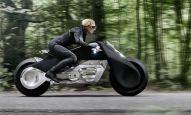 BMW predstavio futuristički motocikl koji se ne prevrće