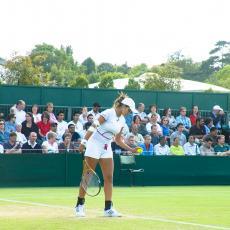 BODE OČI: Stajling OVE teniserke na AO izaziva burne reakcije, evo i zašto! (FOTO)