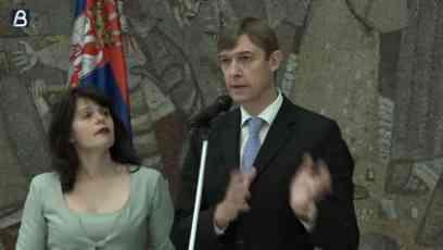 Benedikt: EU želi da radi sa Srbijom