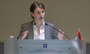 Brnabić: Nastaviću politiku Vučićeve Vlade, ali će mi ovo biti dva nova cilja; Negativno pisanje medija o meni me neće zaustaviti!