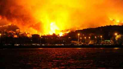 Novi požari u Hrvatskoj, u Pristegu vatra blizu kuća