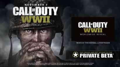 Call of Duty: WWII - SVI detalji (FOTO, VIDEO)