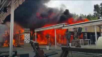 Česti požari kod beogradskih ugostitelja, uglavnom zbog ISTE GREŠKE