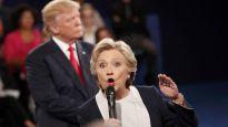 Clinton i Trump u Las Vegasu u posljednjoj predsjedničkoj debati