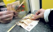 DINAR KAO I JUČE: Srednji kurs evra 123,26 dinara