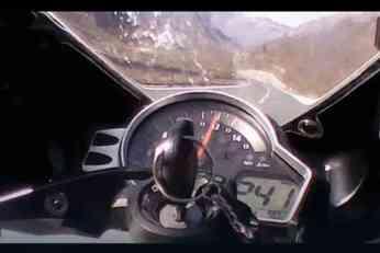 """Da li ste videli """"luđu vožnju""""? Od Mostara do Jablanice stigao za svega 17 minuta"""