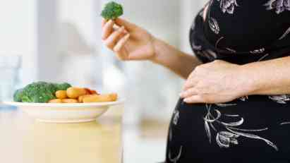 Da li trudnice treba da jedu za dvoje