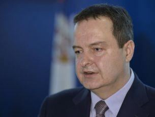 Dačić: Poruka Makedoniji - Znamo šta ste dogovarali