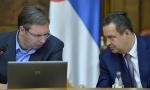 Dačić posle razgovora s Vučićem: Srbiji nisu potrebni parlamentarni izbori